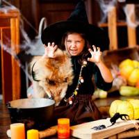 Билет на Halloween Party в Smile&Co для ребенка